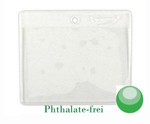 Ausweishülle phthalatefrei von promu und e-merch
